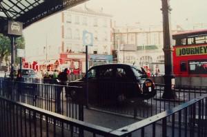 Londra taxi