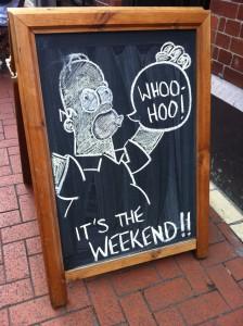 Homer pub
